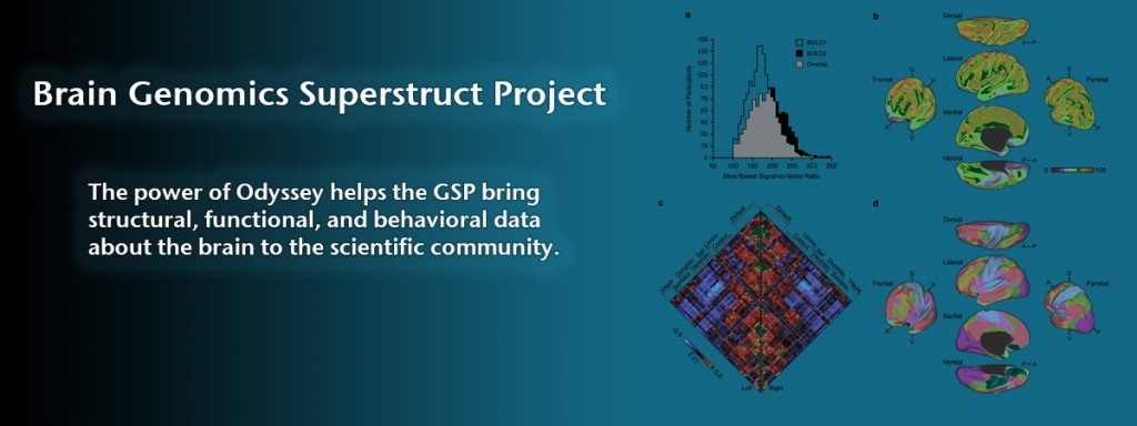 BRAIN GENOMICS SUPERSTRUCT PROJECT (Nature/Scientific Data)